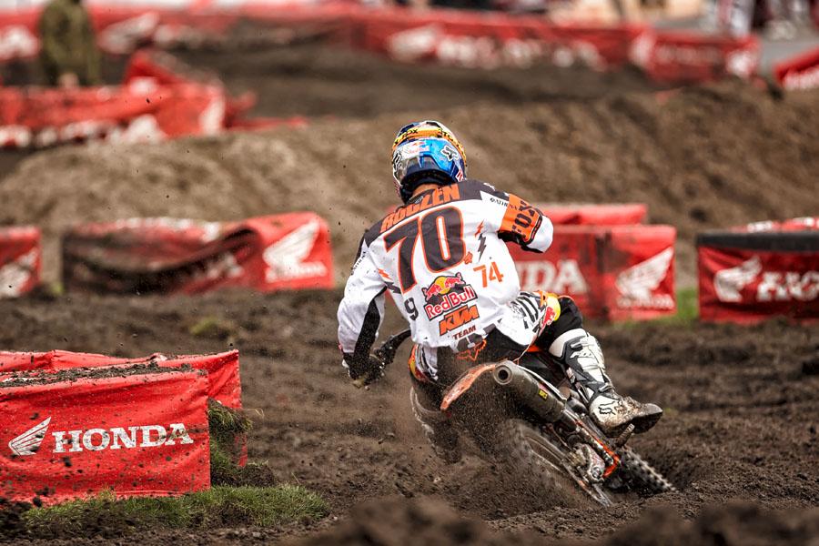Ken Roczen Daytona Supercross 2012