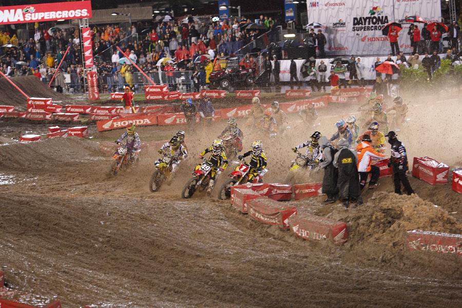Daytona Supercross 2012 Lites